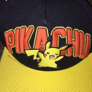 Pikachu hat from hot topic